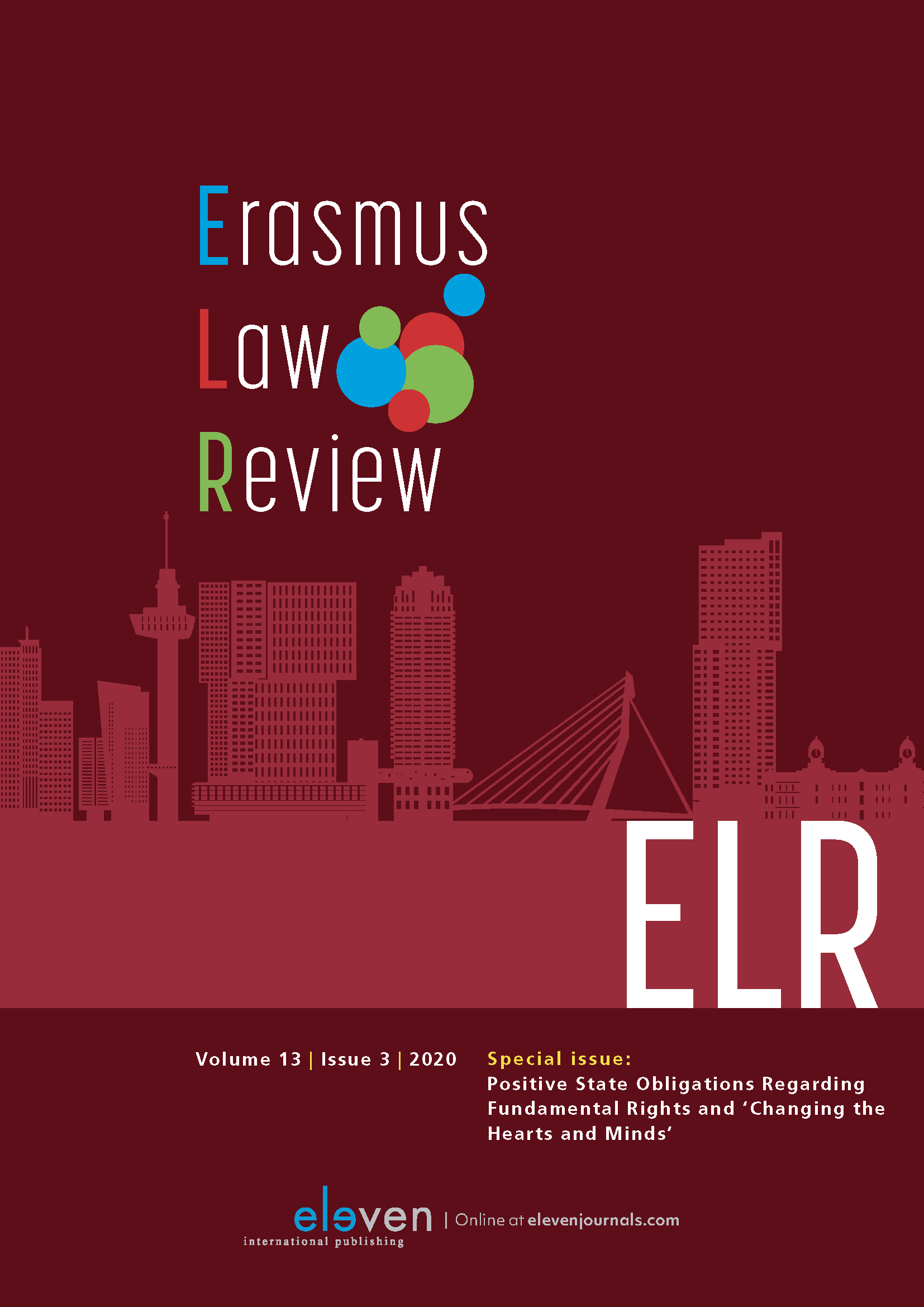 ELR volume 13 issue 1